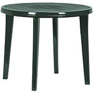 ALLIBERT Stôl LISA tmavo zelený - Záhradný stôl