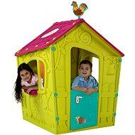KETER MAGIC PLAYHOUSE zelená - Záhradný domček