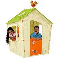 KETER MAGIC PLAYHOUSE béžová - Záhradný domček
