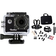 Rollei ActionCam 372 + kompletná súprava príslušenstva Outdoor - Outdoorová kamera