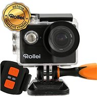 Rollei ActionCam 425 WiFi čierna + náhradné batérie - Digitálna kamera