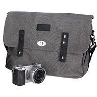 "Rollei Vintage Camera bag 13"" sivá - Fototaška"