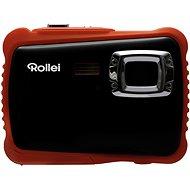Rollei Sportsline 65 čierno-oranžový - Digitálny fotoaparát
