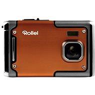 Rollei Sportsline 85 oranžový - Digitálny fotoaparát