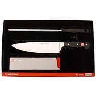 CLASSIC Štartovacia súprava + Krájacia podložka - Sada nožov