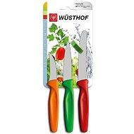 Nože Wüsthof, súprava 3 ks, rôzne farby - Sada nožov