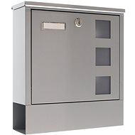 Rottner LAGO Silver - Mailbox