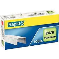 RAPID Standard 24/6 - Drôtiky do zošívačky