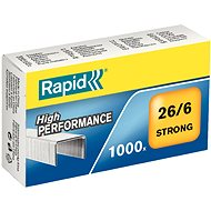 RAPID Strong 26/6 - Drôtiky do zošívačky