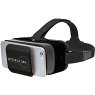 RETRAK Utopia 360° VR Headset Travel - Okuliare na virtuálnu realitu