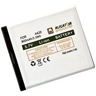 Akumulátor pre Aligator A420/V500 - Batéria