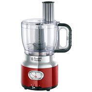 Russell Hobbs 25180-56 Retro Food Processor Red - Kuchynský robot