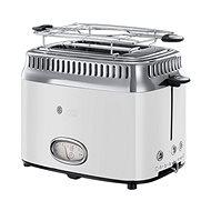 Russell Hobbs 21683-56 Retro 2SL Toaster White - Hriankovač