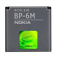 Nokia BP-6M Li-Pol 1100 mAh Bulk - Batéria do mobilu