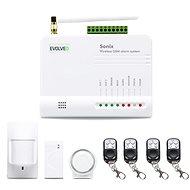 EVOLVEO Sonix – Bezdrôtové zabezpečenie majetku - Domový alarm