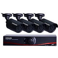 EVOLVEO Detective D04 NVR - Kamerový systém