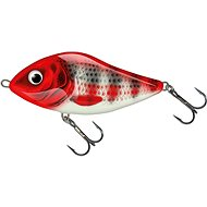 Salmo Slider Sinking 5cm 8g Holo Red Head Striper - Wobbler
