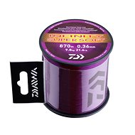 Daiwa Infinity Line Super Soft Mud Purple