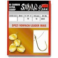 DAM Sumo Spezi Corn Veľkosť 4 0,25 mm 70 cm 10 ks - Nadväzec