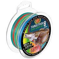 WFT Targetfish 8 Surf&Deep Sea Multicolor 0,30mm 28kg 300m