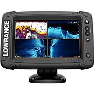 Lowrance Elite 7Ti2 so sondou Active Imaging 3-in-1 - Sonar na ryby