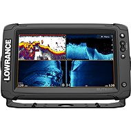 Lowrance Elite 9Ti2 so sondou Active Imaging 3-in-1 - Sonar na ryby