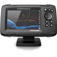 Lowrance HOOK Reveal 5 so sondou HDI 83/200 kHz - Sonar
