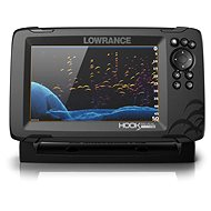 Lowrance HOOK Reveal 7 so sondou HDI 83/200 kHz - Sonar na ryby