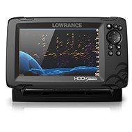 Lowrance HOOK Reveal 7 so sondou Tripleshot - Sonar na ryby