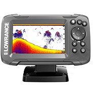 Lowrance HOOK2 4× GPS so sondou Bullet Skimmer - Sonar na ryby
