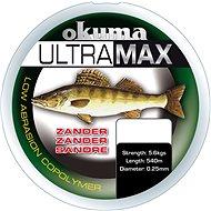Okuma Ultramax Zander Grey - Vlasec