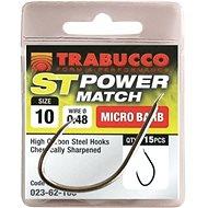 Trabucco ST Power Match Velikost 10 15ks