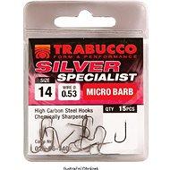 Trabucco Silver Specialist Velikost 10 15ks