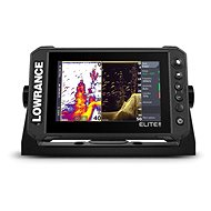 Lowrance Elite FS 7 with Active Imaging 3-in-1 probe - Sonar