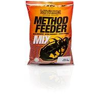 Mivardi Method feeder mix Krill & Robin Red 1 kg - Method mix