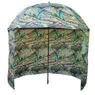 Suretti Dáždnik s bočnicou Camo 210T 2,5 m - Rybársky dáždnik