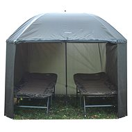 Suretti Deštník s bočnicí Full Cover 2MAN 3,2m - Dáždnik