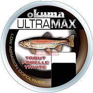 Okuma Ultramax 2 oz Trout 0,20 mm Grey - Vlasec