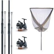 Sonik Xtractor 2 Rod Carp Kit 9' 2,7m 3lb - Rybárska súprava