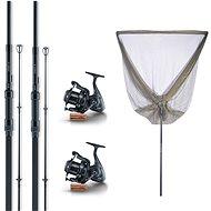 Sonik Xtractor 2 Rod Carp Kit 10' 3m 3,5lb - Rybárska súprava