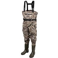 Prologic Max5 Nylo-Stretch Chest Wader w/Cleated 42/43 - prsačky