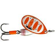 Savage Gear Rotex Spinner 2 – 5,5 g 04-Fluo Orange silver - Trblietka