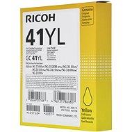 Ricoh GC41YL žltá - Toner