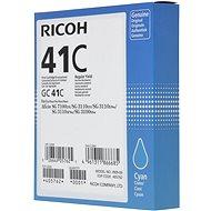 Ricoh GC41C azúrový - Toner