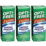 OPTI-FREE Express 3× 355 ml - Roztok