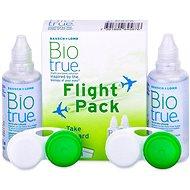 Biotrue Flight pack 2× 60 ml - Roztok na kontaktné šošovky