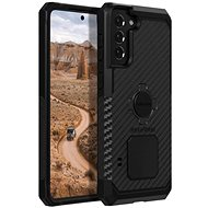 Kryt na mobil Rokform Kryt Rugged pre Samsung Galaxy S21+, čierny - Kryt na mobil