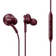 Samsung EO-IG955B by AKG Burgandy - Slúchadlá do uší