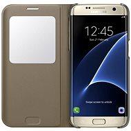 Samsung EF-CG935P zlaté - Puzdro na mobil