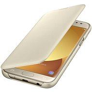Samsung EF-WJ530C zlaté - Puzdro na mobil